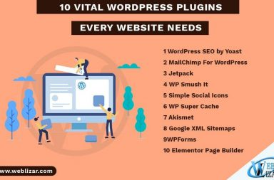 10 plug-ins vitais do WordPress que todo site precisa